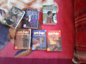 Livres Harry Potter