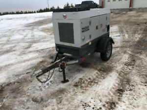 20KW Wheeled Generator for Sale