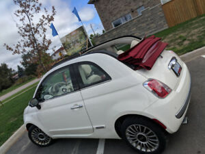 FIAT 500c Lounge (Convertible)