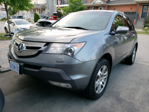 SECOND OWNER   LOW KMS   2008 ACURA MDX