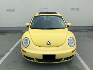 2008 Volkswagen New Beetle 2.5L - 100% new tires, new oil change