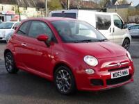 2013 Fiat 500 1.2 S 3dr (start/stop)