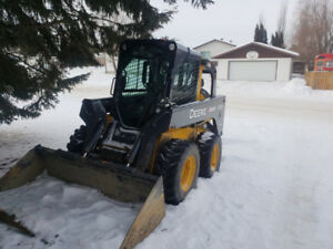 2013 John Deere 320 D Skidsteer  with every option available