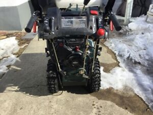 "Craftsman 24"" Two Stage Snow Blower"