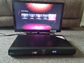 LG Blu Ray DVD player