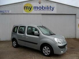 Renault Kangoo Expression Automatic Allied Autograph Wheelchair Access WAV Car