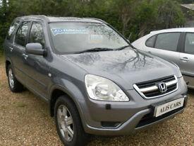 Honda CR-V 2.0 i-VTEC automatic Exe 4x4 Est. SOLD SOLD
