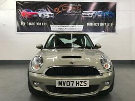 MINI HATCH COOPER S Silver Manual Petrol, 2007