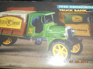 1925  kenworth deere company diecast Kitchener / Waterloo Kitchener Area image 1