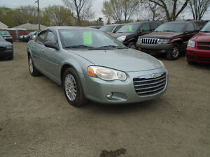 3 DAY SALE $300 GAS CARD W/ EVERY PURCHASE 2005 Chrysler Sebring