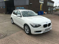 2012 BMW 116 1.6TD SPORTS HATCH EFFICIENTDYNAMICS,ONLY 58000 MILES