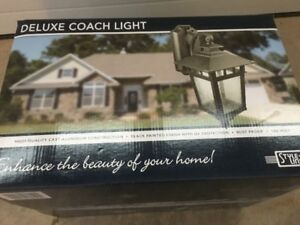 For Sale: BRAND NEW Deluxe Coach Light – 2 Available