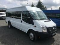 Ford TRANSIT 2013 63 135 T430 RWD 17 seater