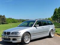 "BMW 330i M-SPORT, PETROL, AUTO, ESTATE TOURER ***XENONS***18"" DEEP DISH ALLOYS"