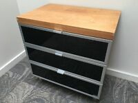 Dwell chest of drawers