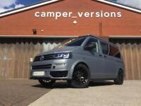 VW T5 Transporter Campervan 2015 | Gunmetal Grey | Starry Night | 34k mile