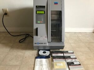 Qiagen BioRobot EZ1 DNA ,RNA Workstation with 6 Cards