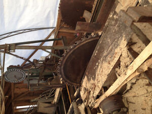 Corely rotary sawmill for sale