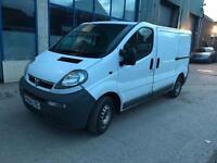 Vauxhall Vivaro 1.9Di 2900 SWB VAN - 2004 04-REG - 10 MONTHS MOT