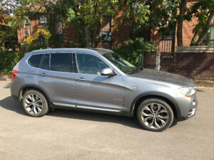 2015 BMW X3 i35 premium package VUS