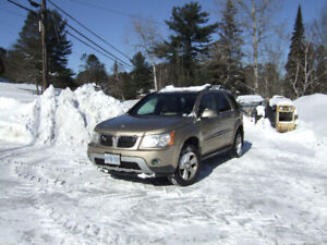 FOR SALE  2006 PONTIAC TORRENT  ALL WHEEL DRIVE