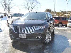 2013 Lincoln MKX Select