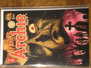 Afterlife With Archie #1 First Print High Grade NM