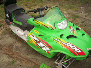 arctic cat zr 900
