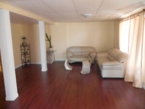 Bright 1-Bedroom Walk-out Basement Apartment