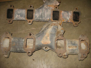 Ford/Mercury FE engine series exhaust manifolds, sell or trade London Ontario image 3