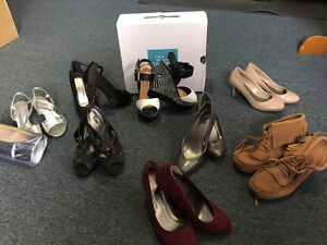 LADIES SHOES ASSORTED