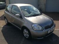2005 Toyota Yaris 1.0 VVT-i Colour Collection 3 Door Gun Metal Grey Metallic