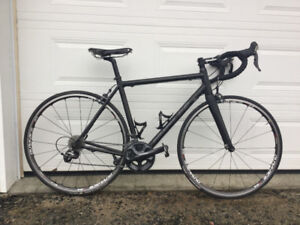 Full carbon road bike