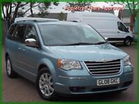 2008 (08) Chrysler Grand Voyager 2.8 CRD Limited Automatic