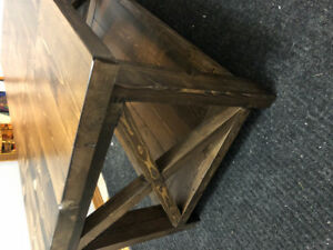 Brand new rustic coffee table 4 sale