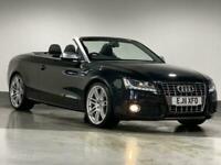 2011 Audi S5 S5 Quattro 2dr S Tronic CONVERTIBLE Petrol Automatic