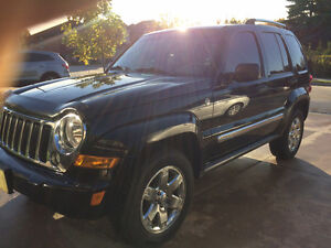 Jeep Liberty limited Windsor Region Ontario image 2