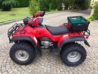 Honda 450s Foreman 4x4 Quad ATV
