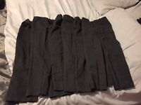 Grey 6-7 years boys school trousers