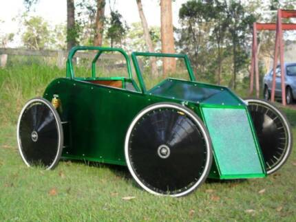 Hot rod, electric