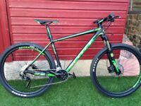 Scott scale 760 2017 mountain bike