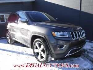 2015 JEEP GRAND CHEROKEE LIMITED 4D UTILITY 4WD LIMITED