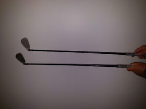 Callaway Big Bertha Right Hand #3 and #4 Graphite Irons-
