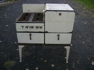 1930's gas stove