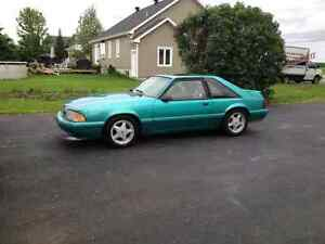 Ford mustang Fox body 1992 West Island Greater Montréal image 4
