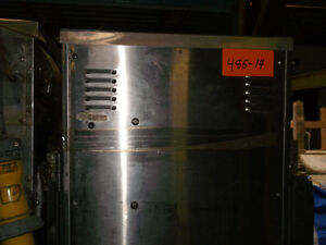 Electric Oven/Hold Pass Thru,  #485-14