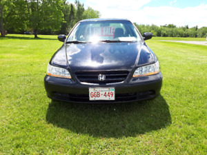 2002 Honda Accord LX