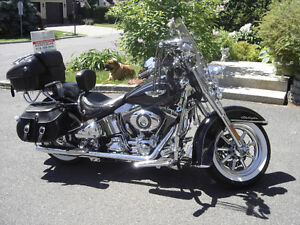 Harley-Davidson Softail Deluxe 2012,