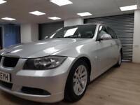 BMW 318 2.0TD d SE DIESEL SILVER WARRANTY 12 MONTHS MOT FULL SERVICE HISTORY