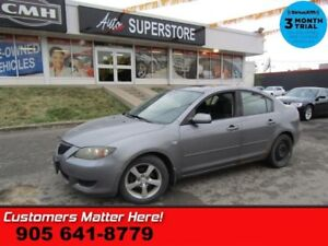 2004 Mazda Mazda3 GS  AS IS (UNCERTIFIED) AS TRADED IN
